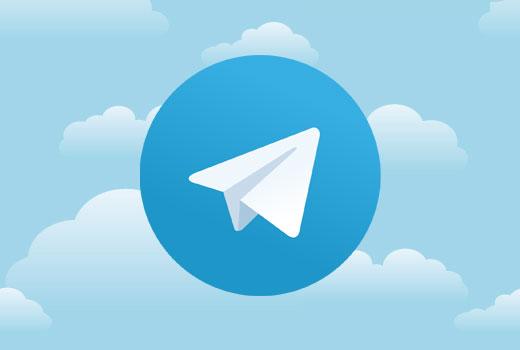 افزونه ارسال مطلب خودکار تلگرام
